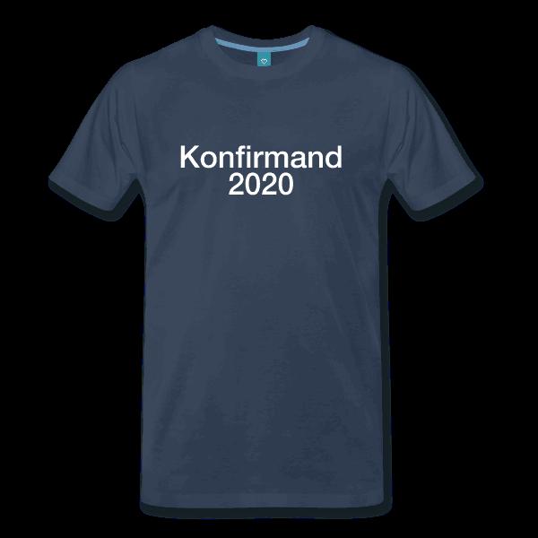 Konfirmand 2020 - som tryk på t-shirt m.m.