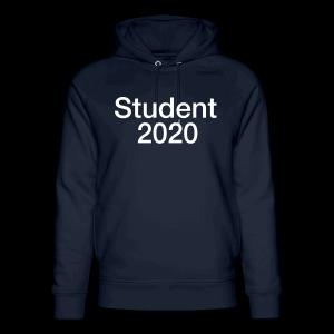 Student 2020 - som tryk på t-shirt m.m.